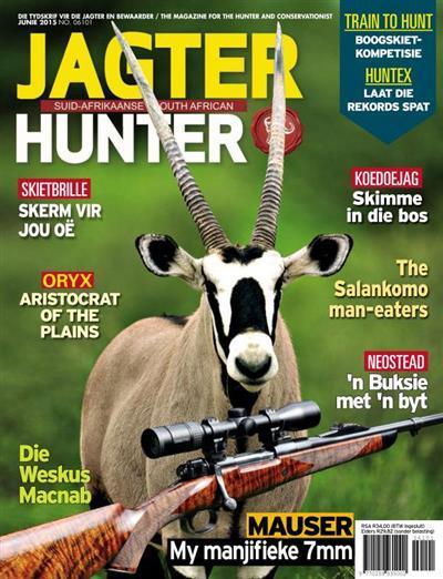 SA Hunter Jagter - Junie 2015