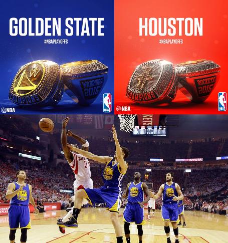 Баскетбол. NBA Playoffs 2015. West. Final. Game 5. Houston Rockets vs. Golden State Warriors [27.05] (2015) HDTVRip 720p | 50 fps
