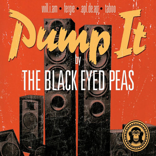 The Black Eyed Peas - Pump it [клип] (2006) WEB-DLRip 1080p | 60 fps