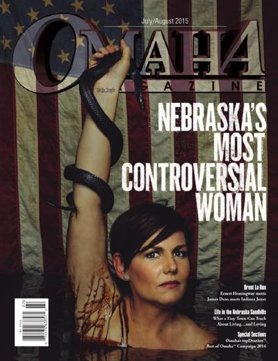 Omaha Magazine - July-August 2015