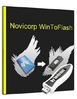 Novicorp WinToFlash Professional 0.9.0034 RC1 (2015) RUS Portable