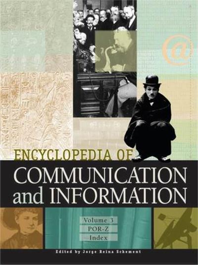 Cover:Encyclopedia of Communication and Information