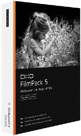 DxO FilmPack Elite 5.5.1 Build 499 (x64) ENG