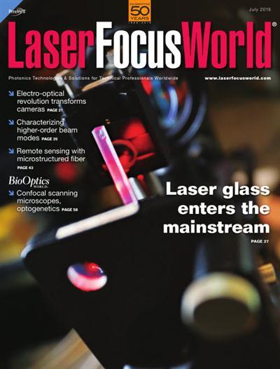 Laser Focus World - July 2015
