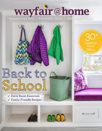 Wayfair @ Home - July/August 2015