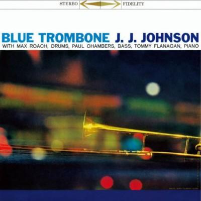 J.J. Johnson - Blue Trombone (1957) [EAC-FLAC]