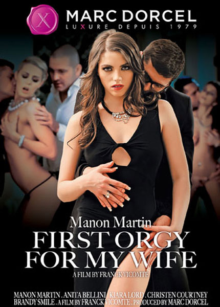 Manon Martin First Orgy For My Wife Disc1andDisc2 (2015) DVDRIP