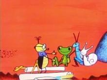 Разноцветные истории. Сборник мультфильмов (1970-1986) DVDRip