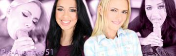 Kennedy Kressler, Nia Love (Pre-Auditions 51 'Kennedy' and 'Nia') HD 720p