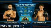 Смешанные единоборства. MMA. Lion Fight 22: Nattawut vs. Khalifa (Main Card) [22.05] (2015) WEBRip