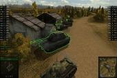 ��� ������ / World of Tanks [v.0.9.8.30] (2014) PC