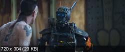 Робот по имени Чаппи (2015) HDRip | iTunes