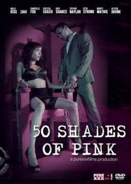 50 Shades of Pink / 50 Оттенков Розового (Pure XXX Films) (2013) HD 720p