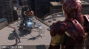 �������� / The Avengers (2012) BDRip 720p   DUB   ��������