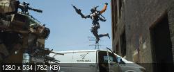 Робот по имени Чаппи (2015) BDRip 720p от HELLYWOOD | Лицензия