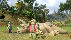 LEGO Jurassic World (2015/RUS/ENG/RePack)