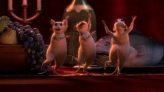 Шрэк: Рождество / Шрек Мороз, зелёный нос / Shrek the Halls (2007) BDRip 720p