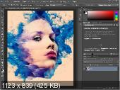 Adobe Photoshop CC 2015 v16.0 by m0nkrus (x86/x64/2015/RUS/ENG)
