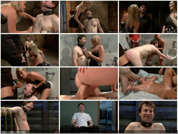 [DivineBitches.com / Kink.com] Matt Williams, Van Darkholme, Rod Spunkel, Ashley Edmonds and Will Jasper - Most humiliating cuckold reality ever documented... fuck boy, rape gay, Forced bi, Cum eating.