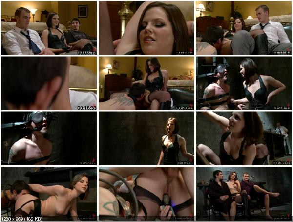 [DivineBitches.com / Kink.com]   | ChBobbi Starr, Christian Wilde and Dylan Deapastity Cuckold Slave: