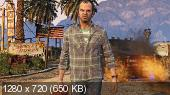 GTA 5 / Grand Theft Auto V [v.1.0.350.1] (2015) PC | RePack �� MAXAGENT