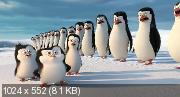 Пингвины Мадагаскара / Penguins of Madagascar (2014) BDRip-AVC | 60 fps