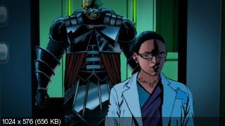 ������ ������. ������������ ���� ���: ��������� / Marvel Knights. Astonishing X-Men: Gifted [1 �����] (2009) DVD-Remux | DUB