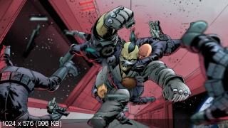 ������������ ���� ���: ����� / Astonishing X-Men: Torn [1 �����] (2012) DVD-Remux