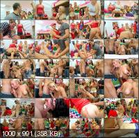 CollegeRules - Amateurs Girls - Sorority Girls Get Down [HD 720p]