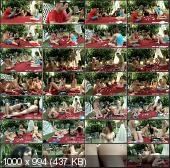 SpicyRoulette - Ashlynn, Missy, Alexiss - Outdoor Party [HD 720p]