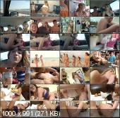 CollegeRules - Amateurs Girls - Spring Break! [HD 720p]