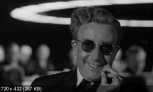 ������ �����������, ��� ��� � �������� �� �����������... / Dr. Strangelove or: How I Learned to Stop Worrying... (1964) BDRip | MVO