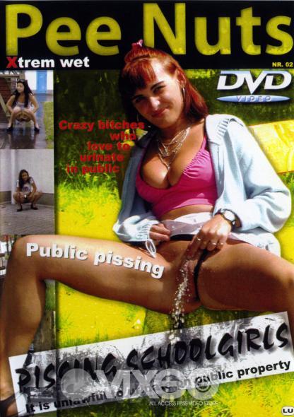 Pee Nuts 2 - Public Pissing.