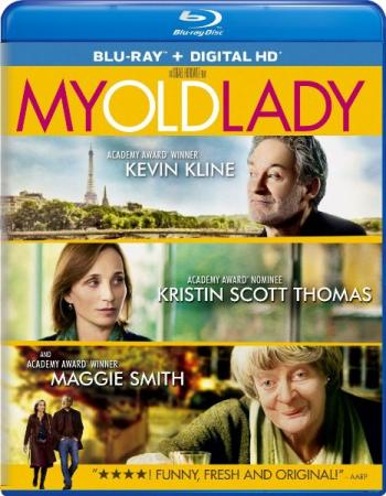 Моя старушка / My Old Lady (2014) HDRip