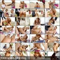 PublicInvasion - Katia De Lys - Cuban Honey With A Tremendous Ass Get Fucked In Public! [HD 720p]