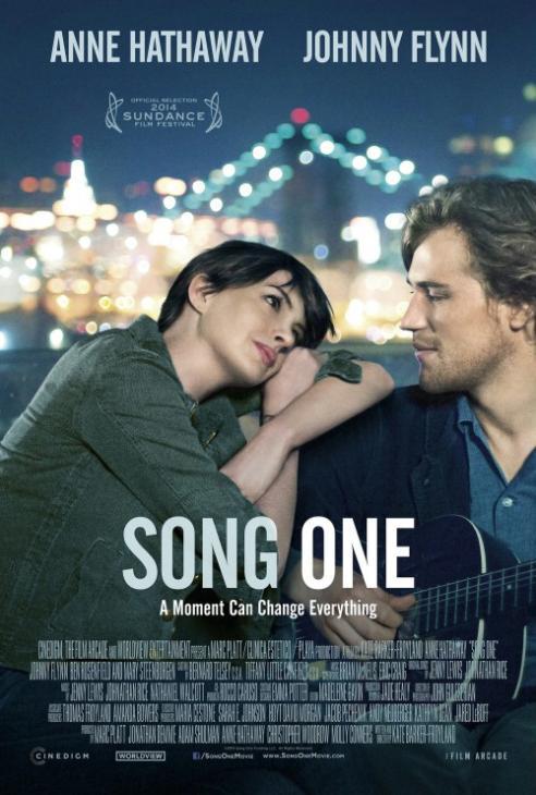 Siła muzyki / Song One (2014) PL.BRRip.XviD-K12 / Lektor pl