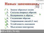 Практическая мнемотехника за 4 дня (2014) Видеокурс