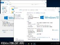 Microsoft Windows 10 Enterprise 10.0.10240 RTM (x86-x64) WZT [En]
