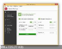 Avira Antivirus Free 2015 15.0.11.579 [Ru]