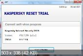 Kaspersky Reset Trial 5.0.0.112 Final