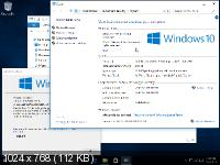 Microsoft Windows 10 Home Single Language 10.0.10240 RTM (x86-x64) WZT [En]