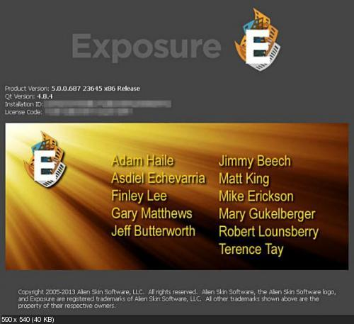 Portable Alien Skin Exposure 7.1.0.214 Revision 29205