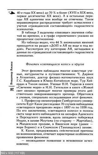 Подводные НЛО / Ажажа Владимир / 2013