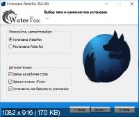 Waterfox 39.0 x64 Final RePack (& Portable) by D!akov [Ru/En]