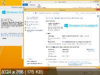 Microsoft Windows Embedded 8.1 Enterprise x64 with Update 3 - Оригинальные образы от Microsoft MSDN [Multi/Ru]