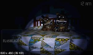 [Android] Five Nights at Freddy's 4 - v1.1 (2015) [Action, ENG]
