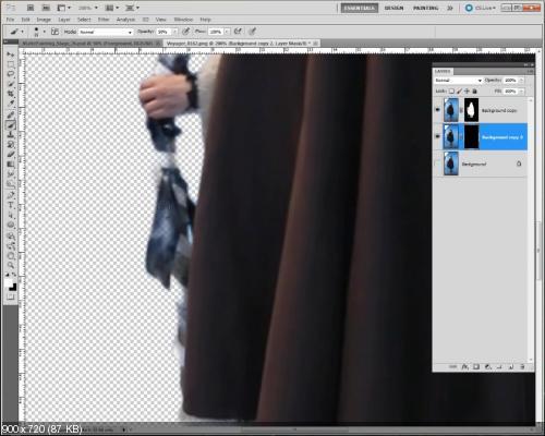 Дистанционный курс Matte Painting, в 2-х частях