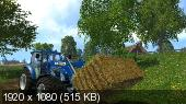 Farming Simulator 15 (v1.3.1/2014/RUS/ENG/MULTI18) RePack от R.G. Механики