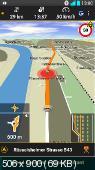 NAVIGON Navigation Europe v8.8.2 build 38 (Amazon) [Android]