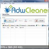 AdwCleaner 5.001 Rus Portable